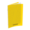 CAHIER POLYPRO JAUNE 90G 48 PAGES SÉYÈS 24X32
