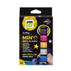STICKS GOUACHE MIN'O 10G METALLIC ETUI 6 COULEURS ASSORTIES