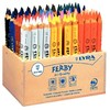 LYRA FERBY CLASSPACK 96 CRAYONS COULEURS ASSORTIS