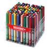 SCHOOLPACK 120 FEUTRES COLORITONE EXTRA LARGE ASSORTIS