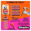 SCHOOLPACK COLLE TRANSPARENTE CLEOPATRE