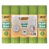 LOT DE 5 STICKS 8 GR BIC ECOLUTIONS