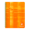 CAHIER REL.INTEGR.CLAIREFONTAINE 17X22 100P 5X5