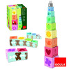 CUBES EMPILABLES 10 PIECES