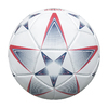 BALLON FOOTBALL CUIR T.5 Ø 22CM
