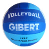 BALLON DE BEACH VOLLEY BALL EN CUIR SYNTHETIQUE COUSU Ø 20 CM - 265GR