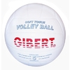 BALLON DE VOLLEY BALL EN CUIR SYNTHETIQUE COLLE T.5 Ø 21 CM