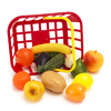 GRAND PANIER FRUITS ET LEGUMES 14 PIECES
