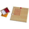 TABLE DE MULTIPLICATION MONTESSORI