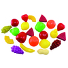 LOT DE 22 FRUITS