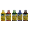 LOT 5X250ML GOUACHE PAILLETEE ASSORTIMENT 1