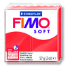 FIMO SOFT ROUGE INDIEN PAIN 57G