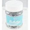 PAILLETTES SCINTILLANTES LARGES POT 150GR ARGENT