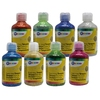 LOT 8X250ML GOUACHE PAILLETEE