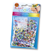 RUBBER LOOPS - SACHET DE 500 PIECES MULTICOL.