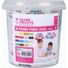 FIMO KIDS 16 PAINS 42G COLORIS ASSORTIS