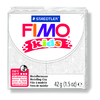 FIMO KIDS BLANC PAILLETÉ PAIN 42G