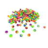 BOCAL 800 PERLES RONDES FLUO MULTI